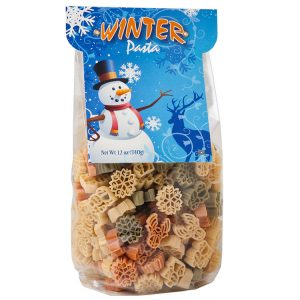 Pasta Partners Winter Novelty Pasta