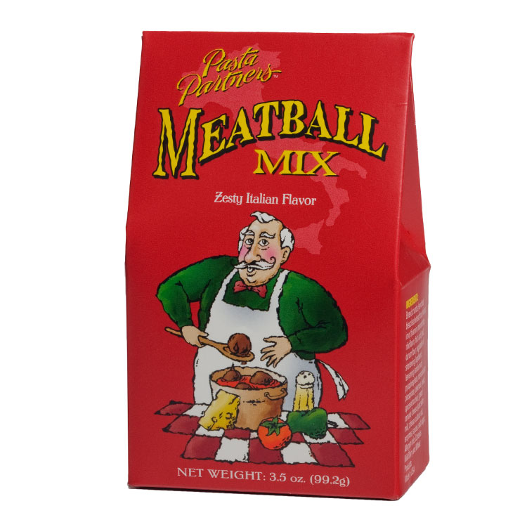 Pasta Partners Meatball Mix