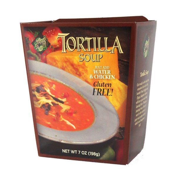 Easy tortilla soup recipe