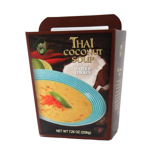 Thai Coconut Soup hearty soup recipes