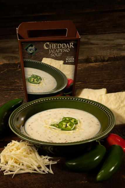 Cheddar Jalapeño Soup recipes